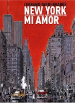 tardi New york mi amor
